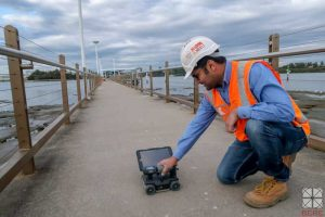 Sydney Harbour Wharf Project