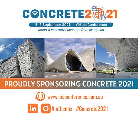 BCRC Keynote Speaker and Partner at Concrete 2021 Conference